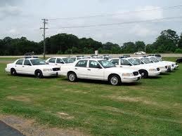 CA police car auctions